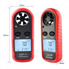 Цифровой анемометр Wintact WT816