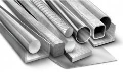 Материалы из металла для строительство домов -