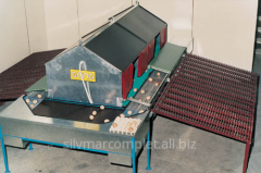 Equipment for laying of eggs