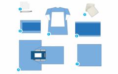 Хирургический набор Laparatomy Pack