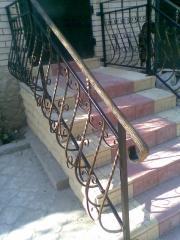 Ограждения балконов, лестниц в Молдове