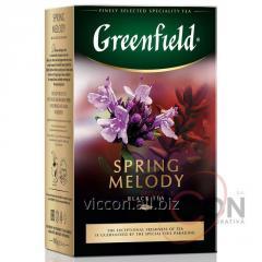 Greenfield Spring Melody, черный чай, 100 гр.