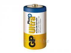 "GP Ultra Plus Alkaline GP,13AUP U2,""LR20, D"""