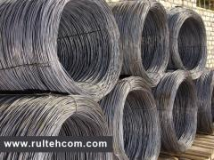 Wire of BP-1 for reinforcing of GOST 6727