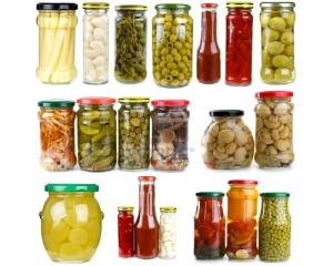 Vegetable are preserved