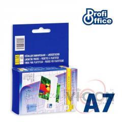 Пленка для ламинирования А7 ProfiOffice, 100