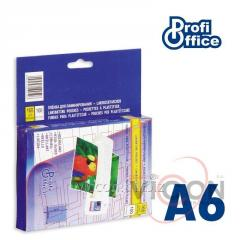 Пленка для ламинирования А6 ProfiOffice, 100