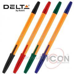Ручка шариковая Delta DB2050-01, 0.7 мм