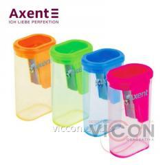 Точилка Axent Lighter 1155-A с контейнером,