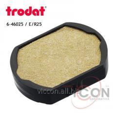 Сменная подушка 6/46025 Trodat неокрашенная ( E/R25 )