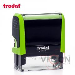Оснастка для печати PRINTY 4913 Trodat прямоугольная