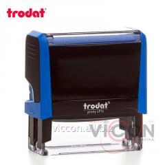 Оснастка для печати PRINTY 4915 Trodat прямоугольная