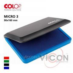 Штемпельная подушка COLOP MICRO-3, ( 90 x 160 mm )