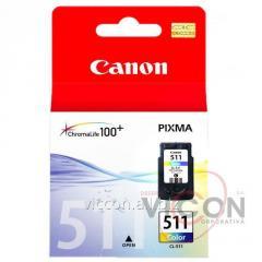 Canon CL-511 Color, Картридж для струйных
