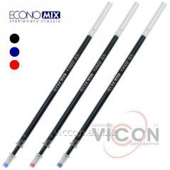 Стержень для гелевой ручки ECONOMIX GEL PIRAMID