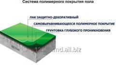 Industrial liquid floors
