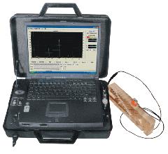Дефектоскоп ультразвуковой в PC Notebook УД3-21