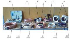 Аксессуары для магнитопорошкового контроля