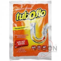 Средство для очистки канализации Tuboflo (горячая