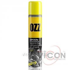 OZZ Universal Аэрозоль от тараконов, блох, клопов,
