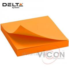 Блок бумаги с липким слоем Delta D3414-15 75x75