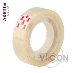 Лента клейкая канцелярская Axent 3019, 12 мм х 20