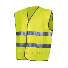 Vest alarm Lynx yellow / 3061291/BE-04-003