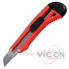 Нож универсальный, металлическая направляющая, 18