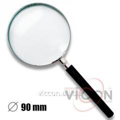 Увеличительное Стекло (Лупа) 90 мм, GLASS