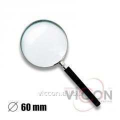 Увеличительное Стекло (Лупа) 60 мм, GLASS