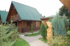 Деревянные дома в Молдове