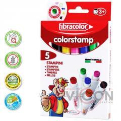 Маркер для трафаретной печати FIBRACOLOR