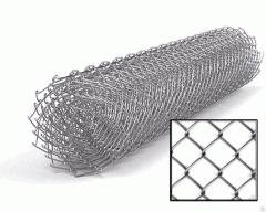 Сетка рабица 55*55, H-1.5 м, L-10 м.