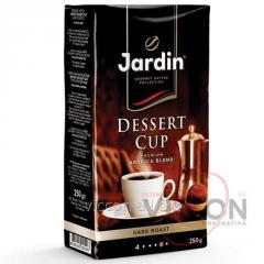 JARDIN DESSERT CUP, кофе молотый, 250 гр.