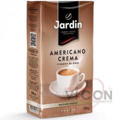 JARDIN AMERICANO CREMA, кофе молотый, 250 гр.