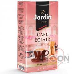 JARDIN CAFE ECLAIR, кофе молотый, 250 гр.
