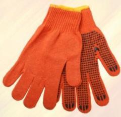 Перчатки Man. bumb.orange