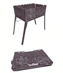 Braziers, barbecues