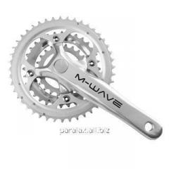Cranks for bicycles