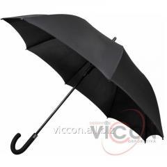 Зонт трость автомат. ROYAL, черный