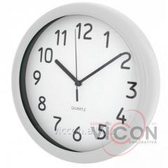 Часы настенные CLASSICAL Economix PROMO белые