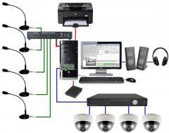 Системы аудио, видео записи и протоколирования