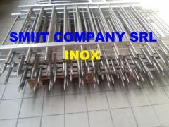 SMIIT COMPANY SRL * INOX - ГОТОВЫЕ ОГРАЖДЕНИЯ