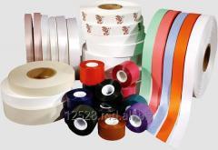 Цветные Текстильные Этикетки