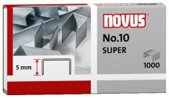 Скобы NOVUS No.10 SUPER - 040-0003