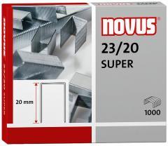 Скобы NOVUS 23/20 SUPER - 042-0240
