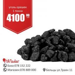 Уголь Орешек / тонна - Carbune de alune / tona