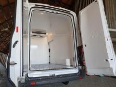 Izolarea termică a vehiculelor utilitare