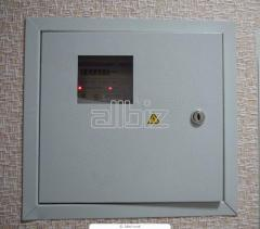 Tableros eléctricos de distribución