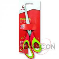 Ножницы 20 см офисные Optima O44419